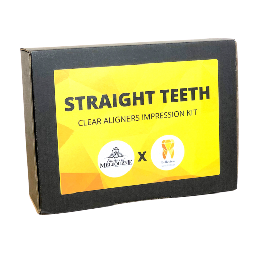 straight teeth transparent